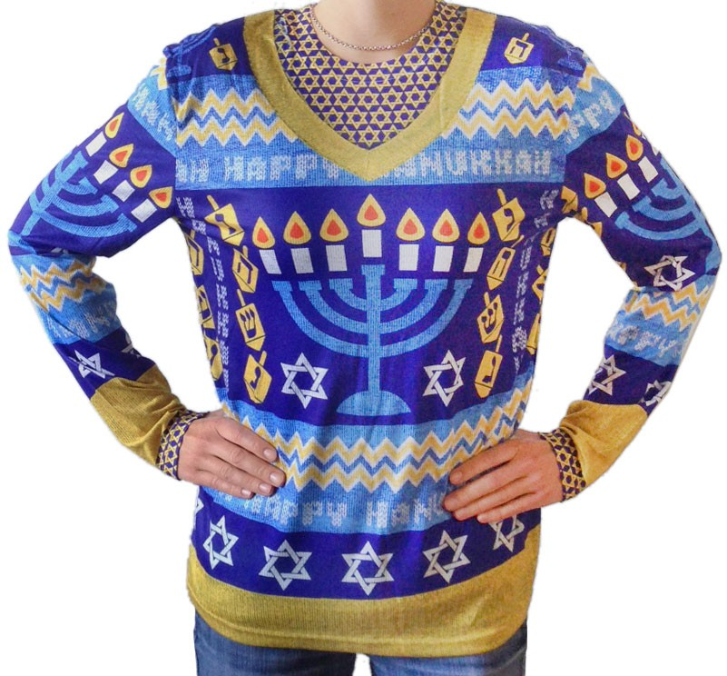 Ugly Hanukkah Sweater And All The Holiday News That Isnt 2014