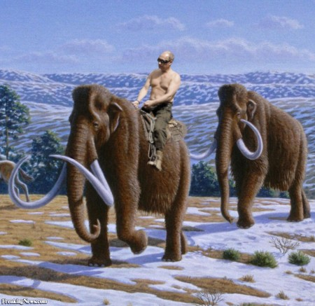 Vladimir-Putin-Riding-a-Mammoth-95456