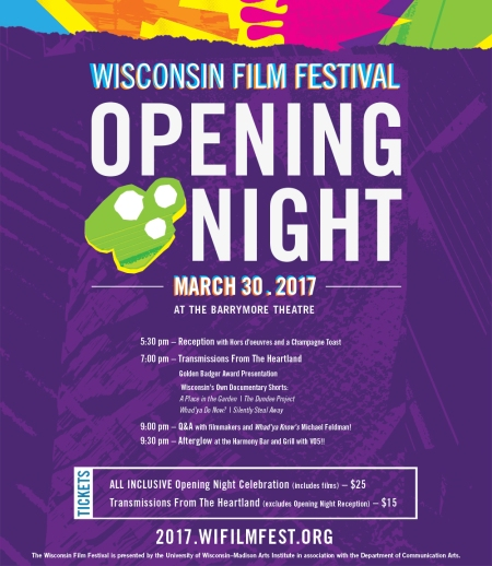 Now That Wisconsin Film Festival Has >> Wi Film Festival Kicks Off At Whad Ya Know At The High Noon Whad